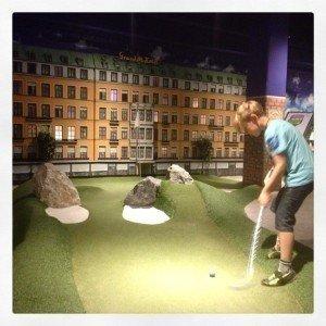 Tolv Stockholm, Tolv Golf, Äventyrsgolf