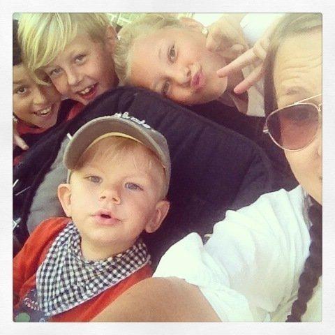 Selfie, Mammablogg