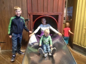 Junibacken, Mammablogg