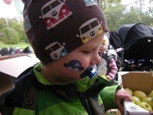 Mammablogg, Sveriges största 2 årskalas