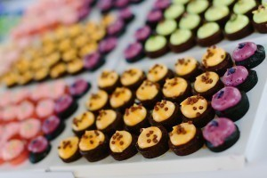 Loppi cupcakes