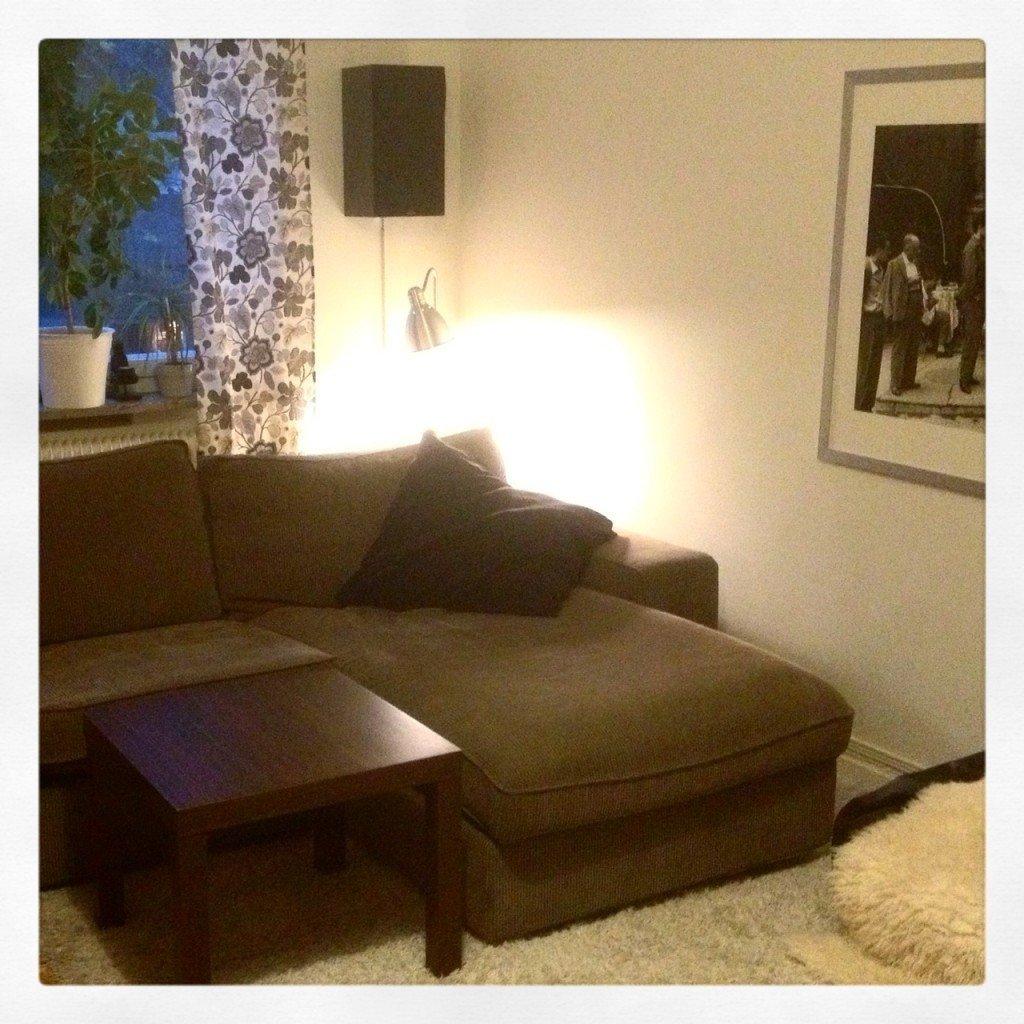 Inredning, soffa, vardagsrum, mammablogg, familjeblogg