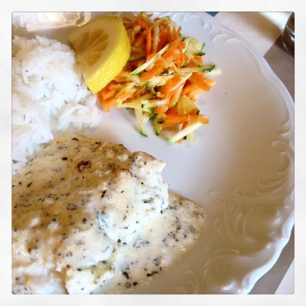 Recept, Fisk