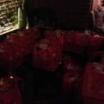 Goodiebags, Bloggmiddagen2014