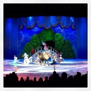 Disney on Ice, DOI2015, Frost, Frozen, Globen