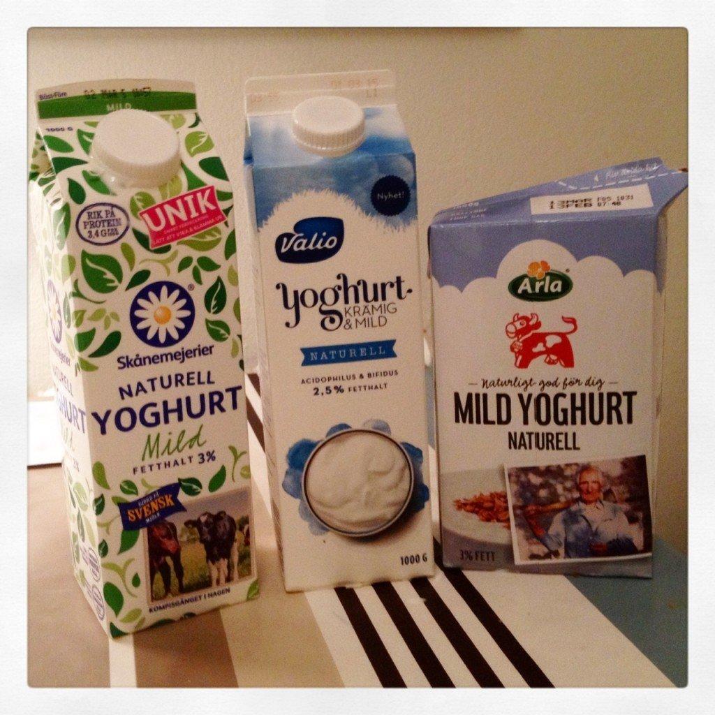 Bäst i test, Valio Naturell Yoghurt, Nyhet, Valio, Blogg, Fotohella