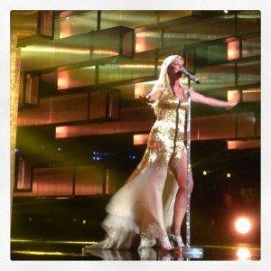 Jessica Andersson, Mello, Melodifestivalen, 2015, Heroes, Fotohella, Blogg, Aff
