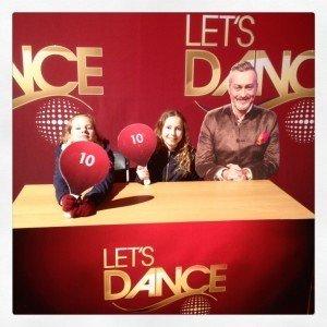 Let´s Dance, Genrep, TV4