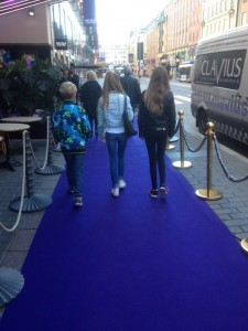 Descendants, Disney Channel, Wonderland Event, Premiär, Fotohella