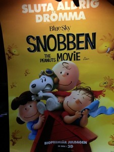 Snobben the peanuts Movie, Snobben