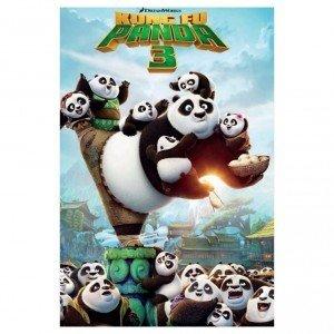 Kung Fu Panda 3, Biopremiär, Pressvisning