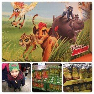 Lejonvakten, Disney Junior, Wonderland Event, Event, Bio