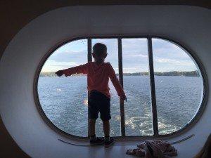Tallink Silja, Silja Symphony, Muminkryssning, Familjehytt, Familjekryssning, Silja LIne