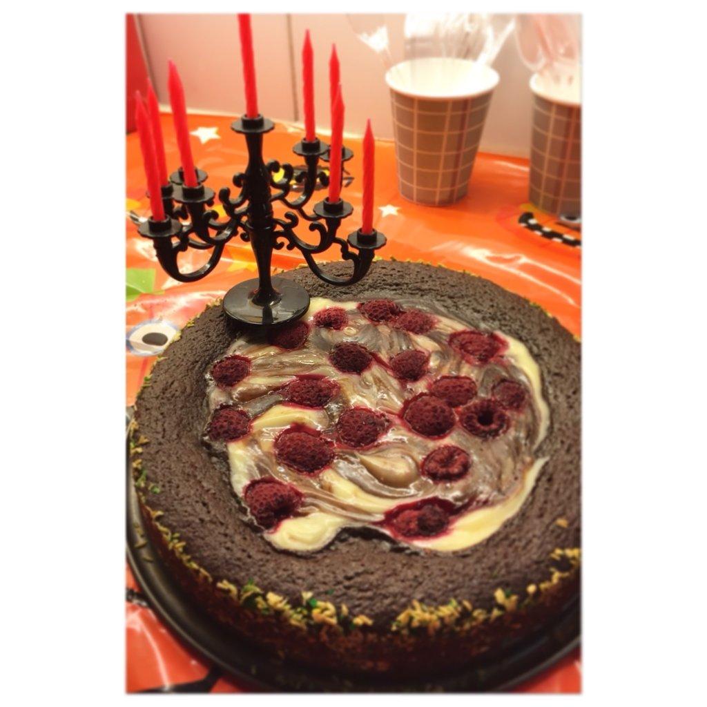Kladdkakecheesecake, kladdkaka, recept, chocolate, cake