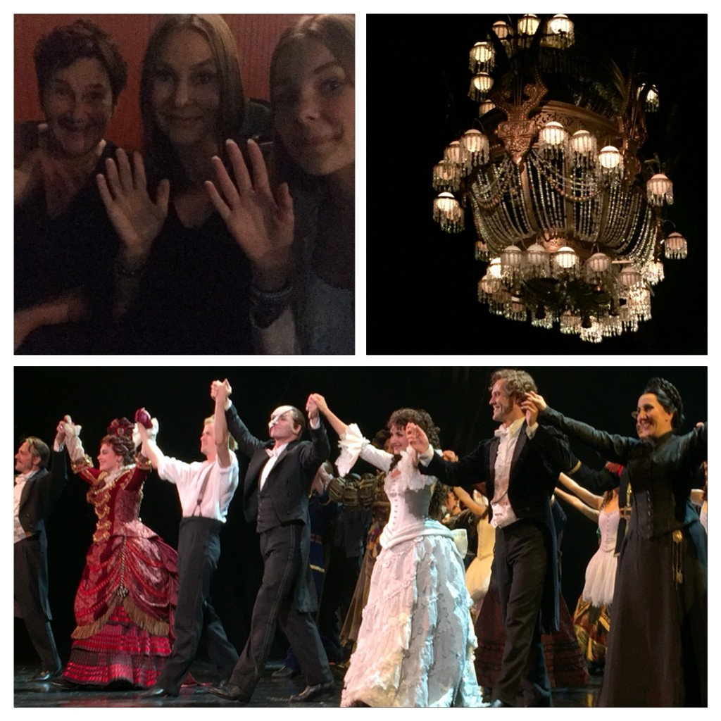 The Phantom of the opera, Phantom of the Opera, Musikal, Cirkus, fotohella