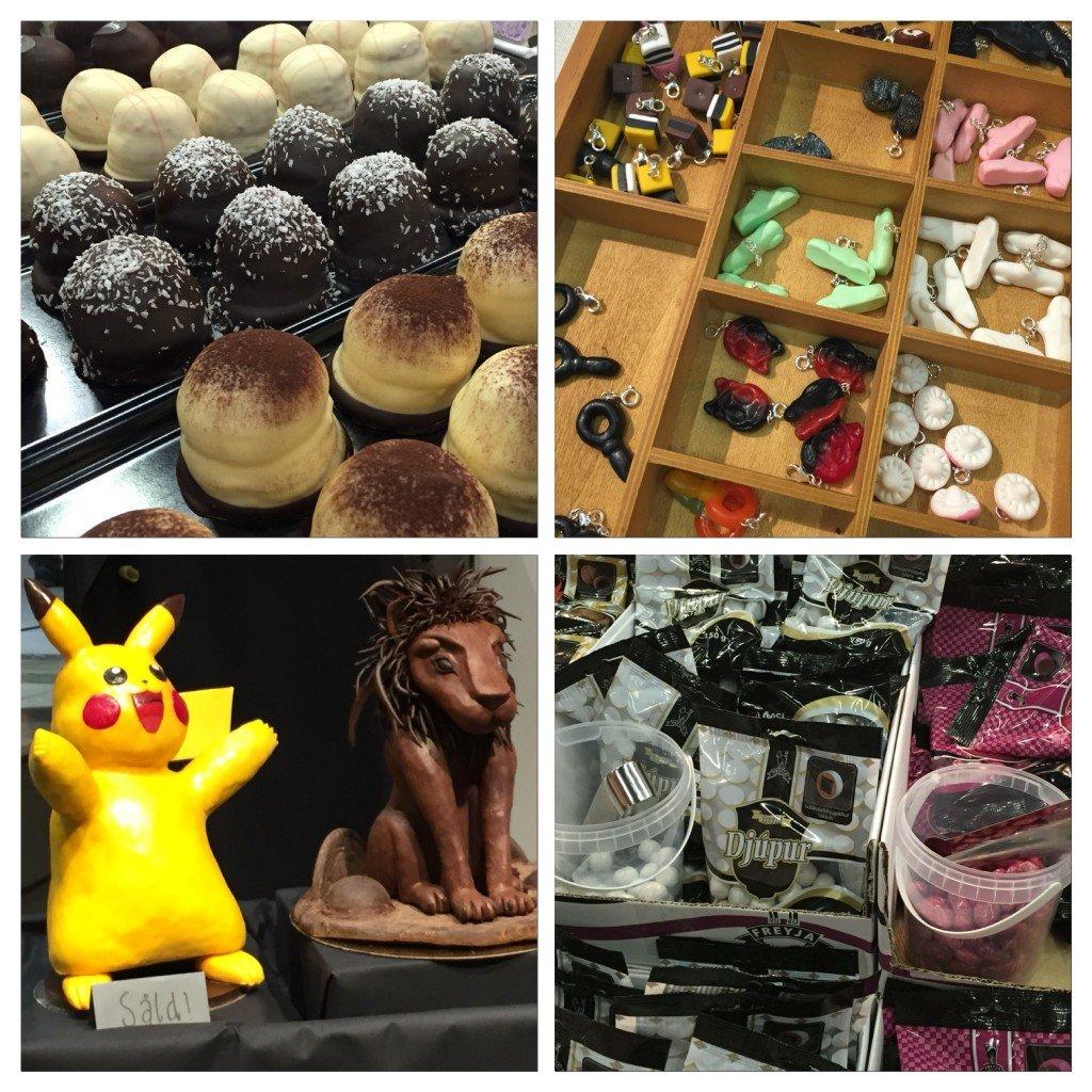 Pikachu, Chokladfestivalen, Bak- & Chokladfestivalen