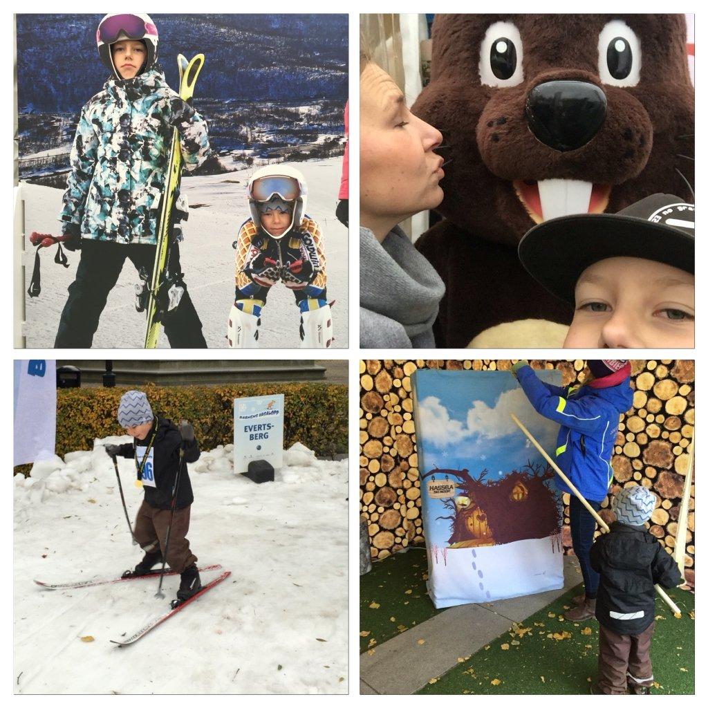 Wintershow, winter show, kungsan, Kungsträdgården, event, snö, fjällen