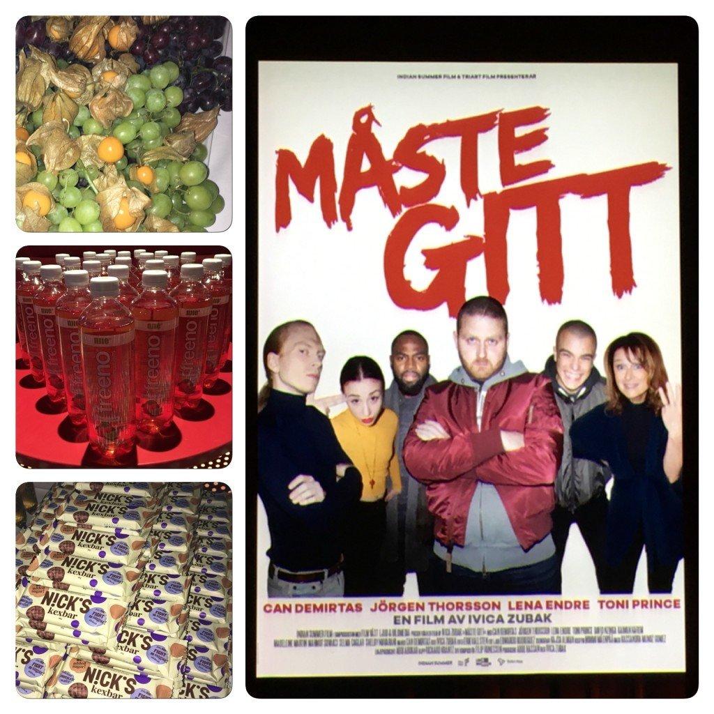 Måste Gitt, svensk film, SF, tro art film, sonderande event, blogg, fotohella, Biopremiär, galapremiär, premiär, event, happening, rekommenderas