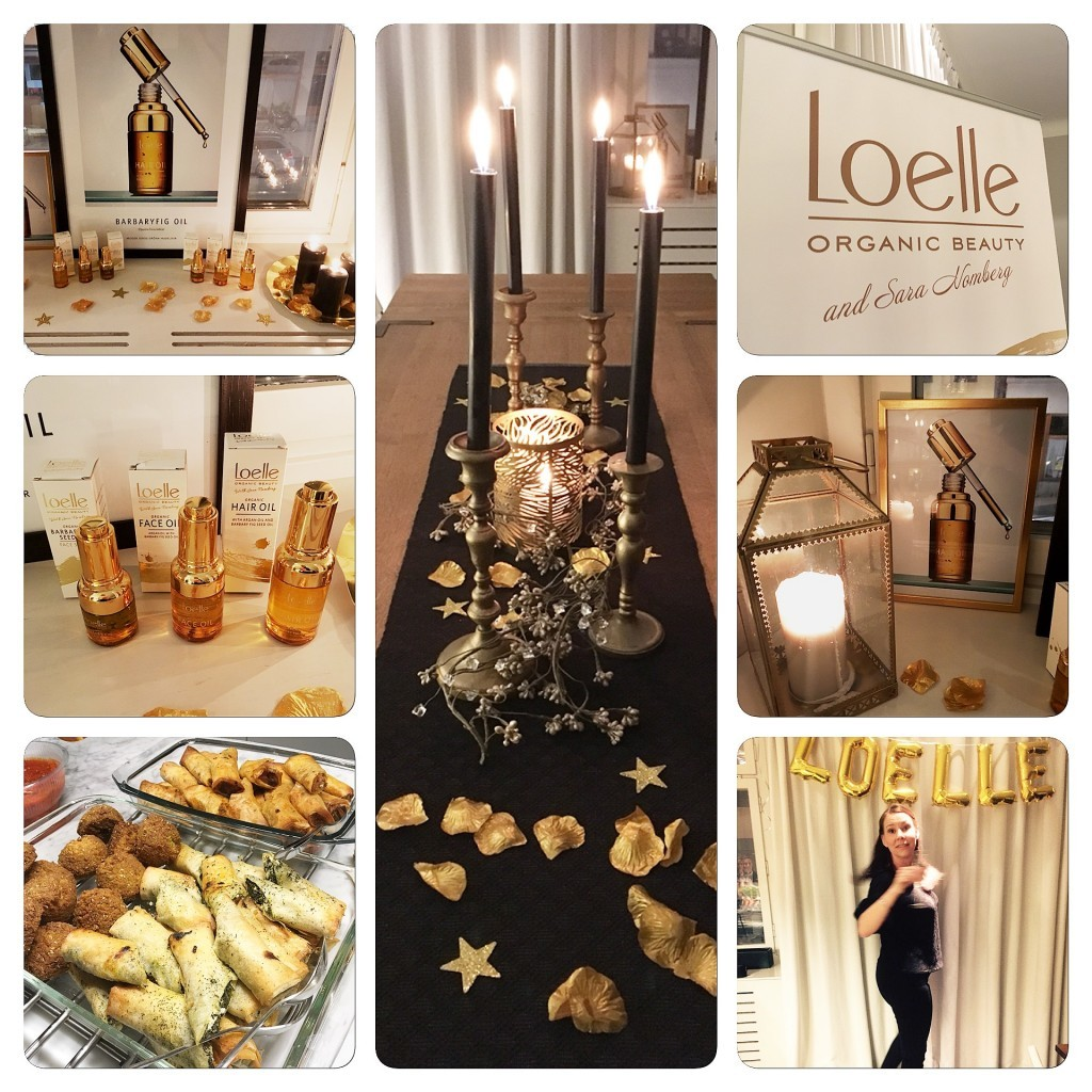 Sara Nomberg, Loelle, Loelle Organic Beauty, Event, EM Event, Hemma hos, argan oil, ekologisk, eco, barbary fig seed oil, Kaktusfikonfröolja, blogg, fotohella, allt för föräldrar, tips