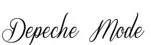 Depeche Mode, DM, tatuering, fotohella