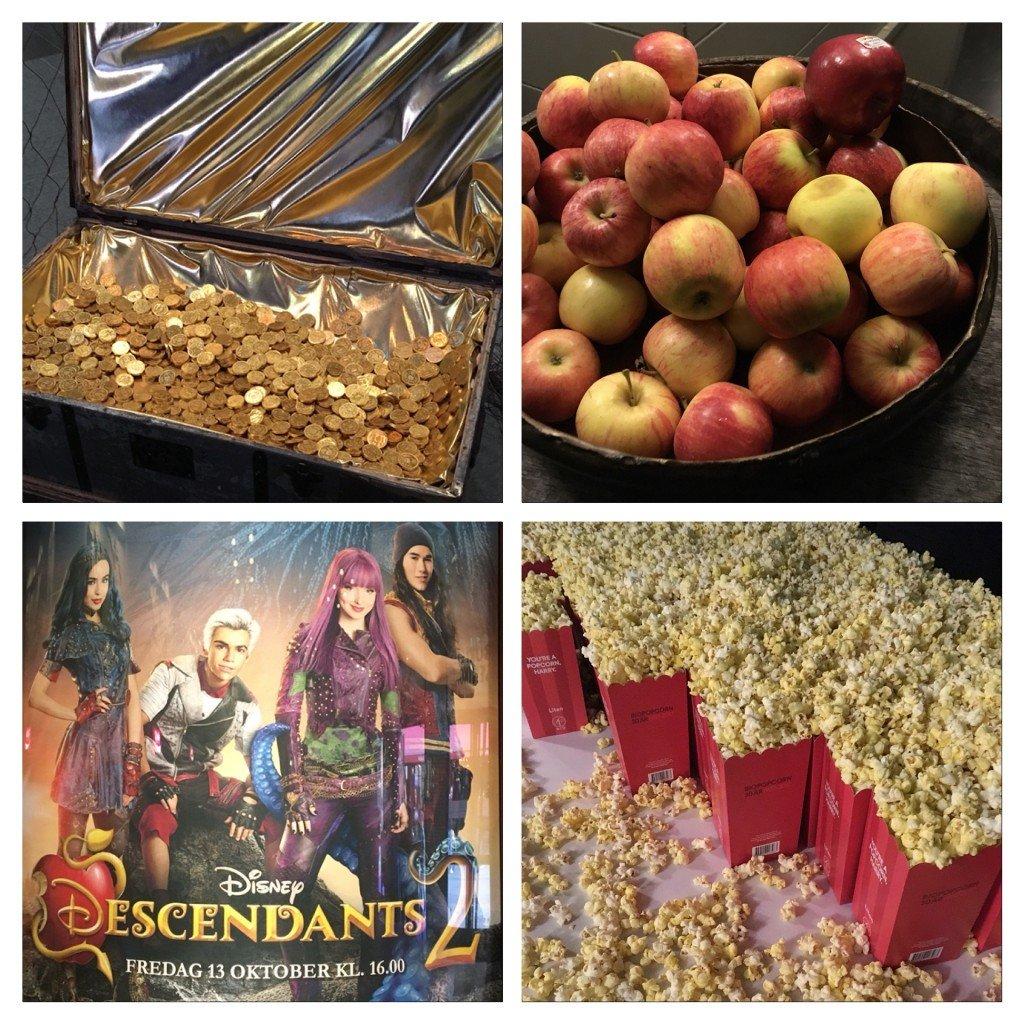 Descendants, Disney Channel, Wonderland Event, fotohella, premiär, blogg