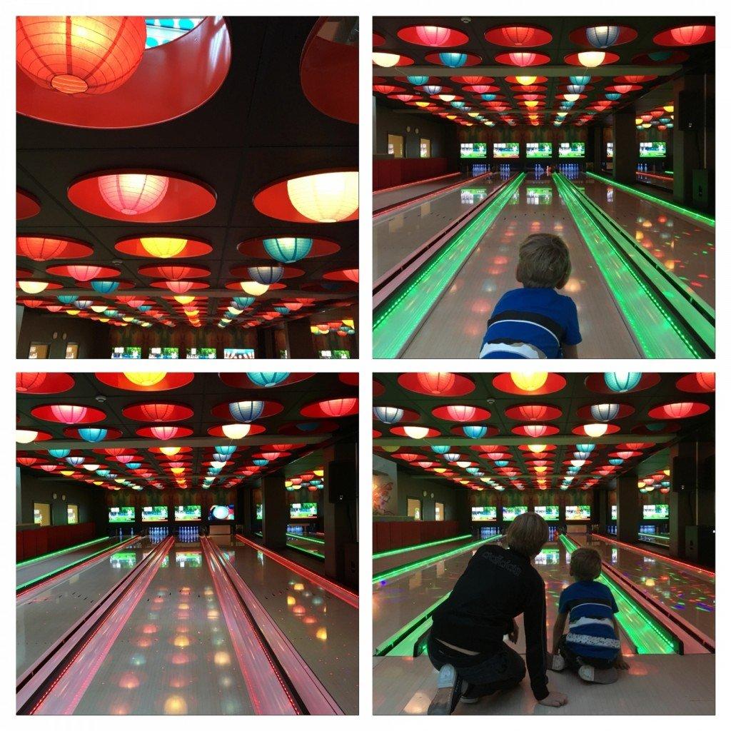 Vällingby, bowling, barn i stan