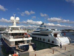 Ibiza hamn