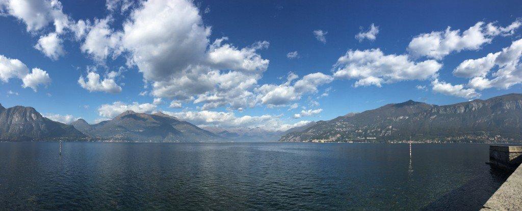 Varenna, Menaggio, Comosjön, Lenno, Laglio, Italien