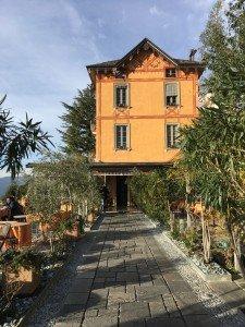 Italien, Italy, restaurang, utsikt, tips