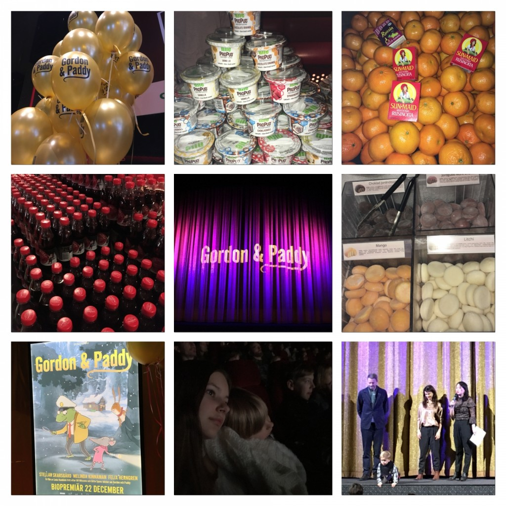 Barnfilm, event, Wonderland event, blogg, fotohella, galavisning, mathem