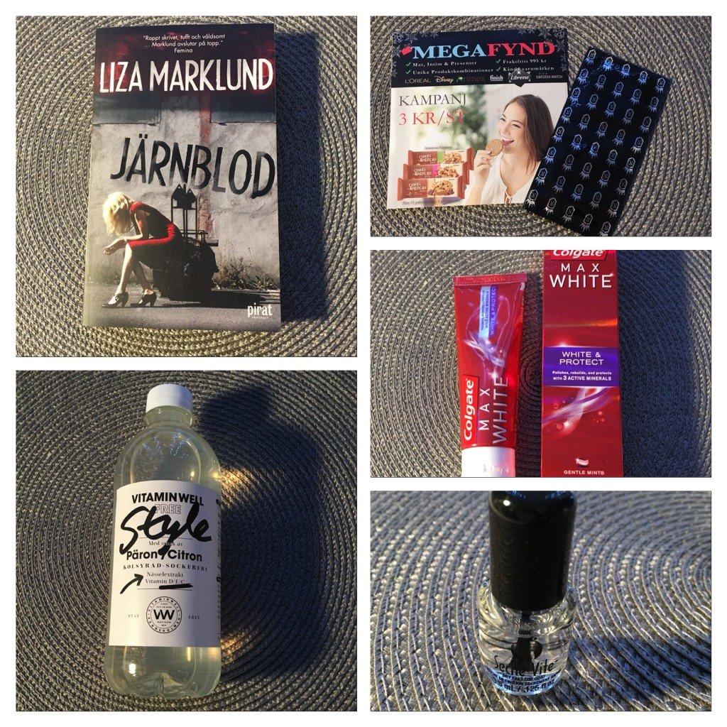 Piratförlaget, Colgate-Palmolive, Megafynd.se, Kondomkungen, addbeauty, goodiebags, fotohella40år
