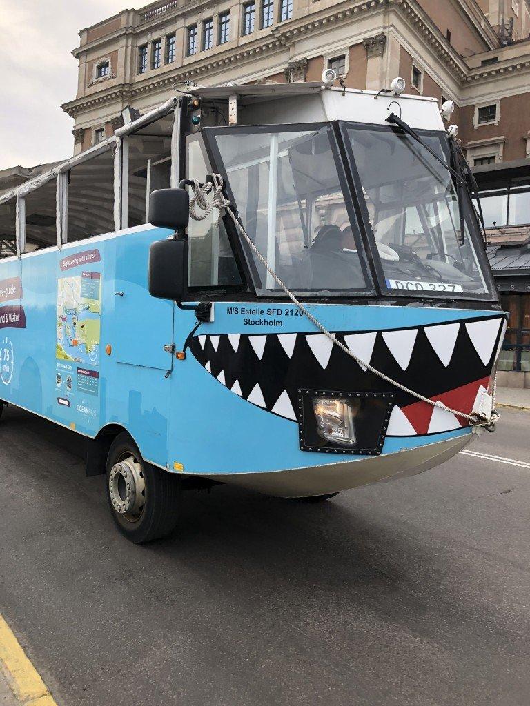 Amfibiebuss