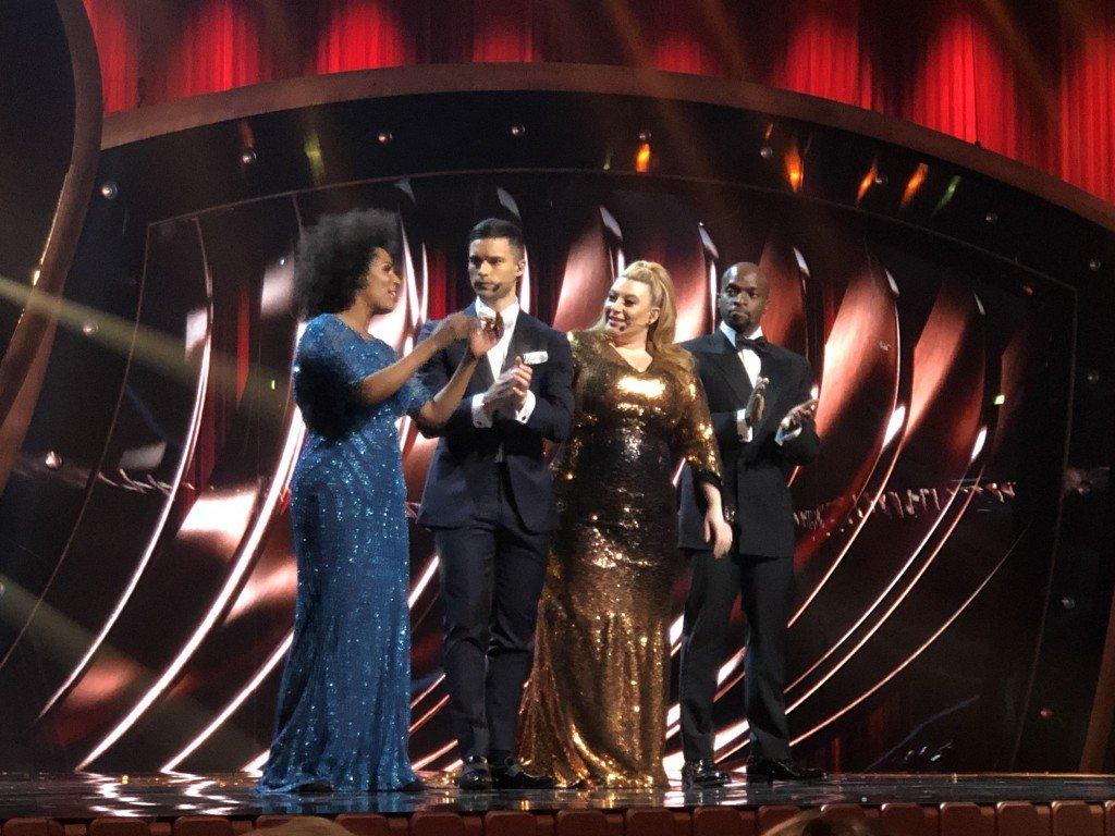 Programledarna för årets Melodifestival