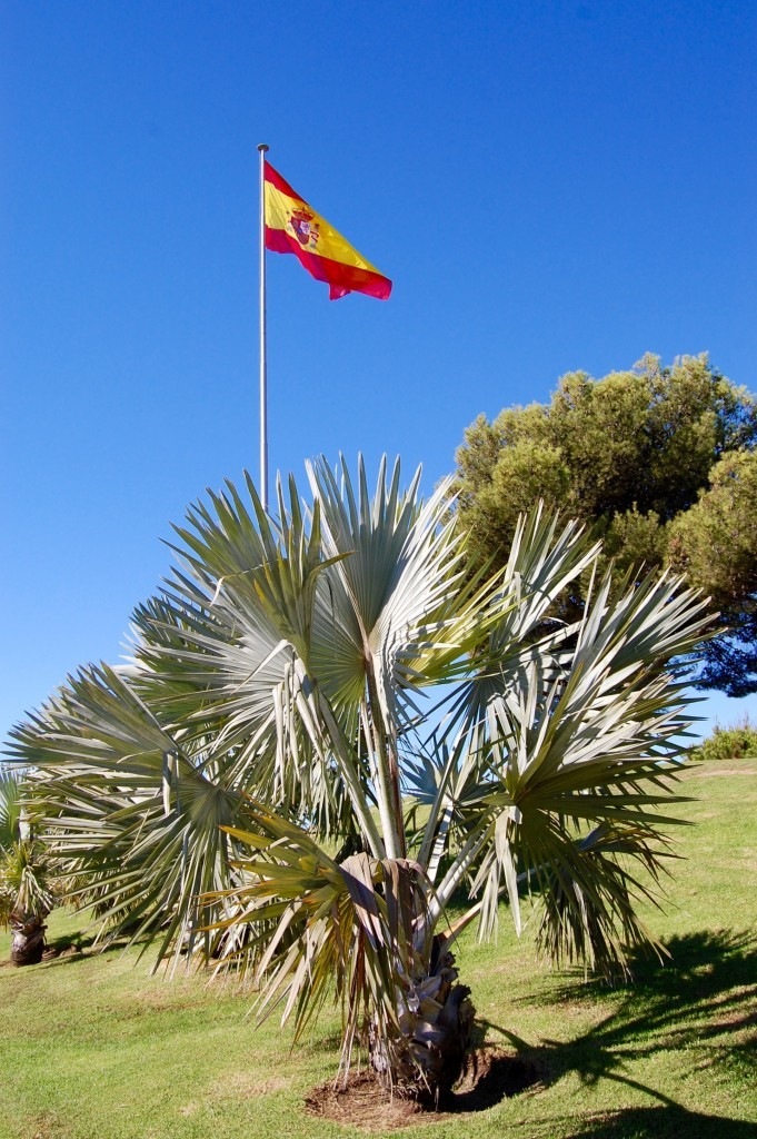 spanska_flaggan_spain_benalmadena_torremolins_costa_del_sol
