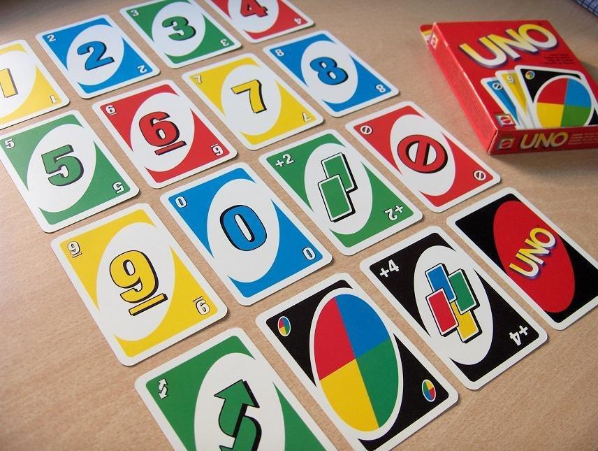 Uno - Lärorika spel