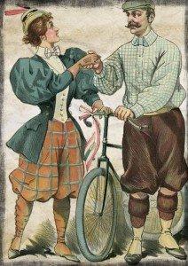 Kärlek via cykel