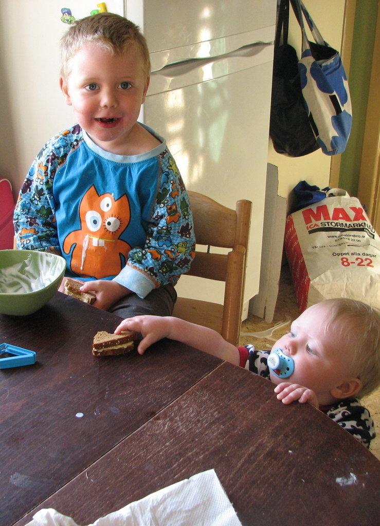 Grill! | Emma mamma till två vildar