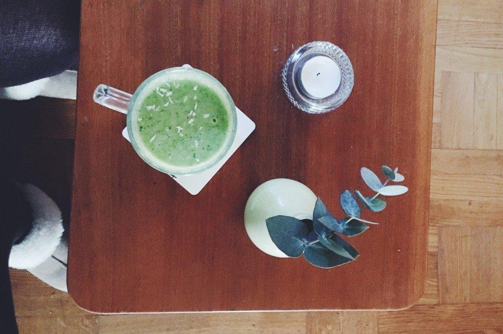 Avokado smoothie