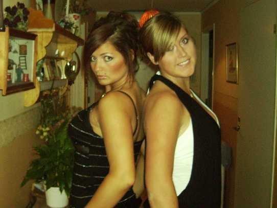 Jag och min fina vän Anneli