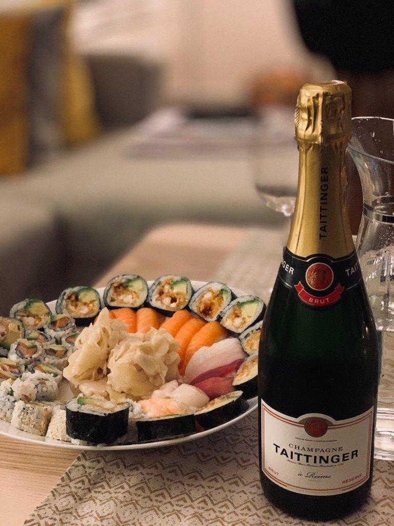 champagne_sushi
