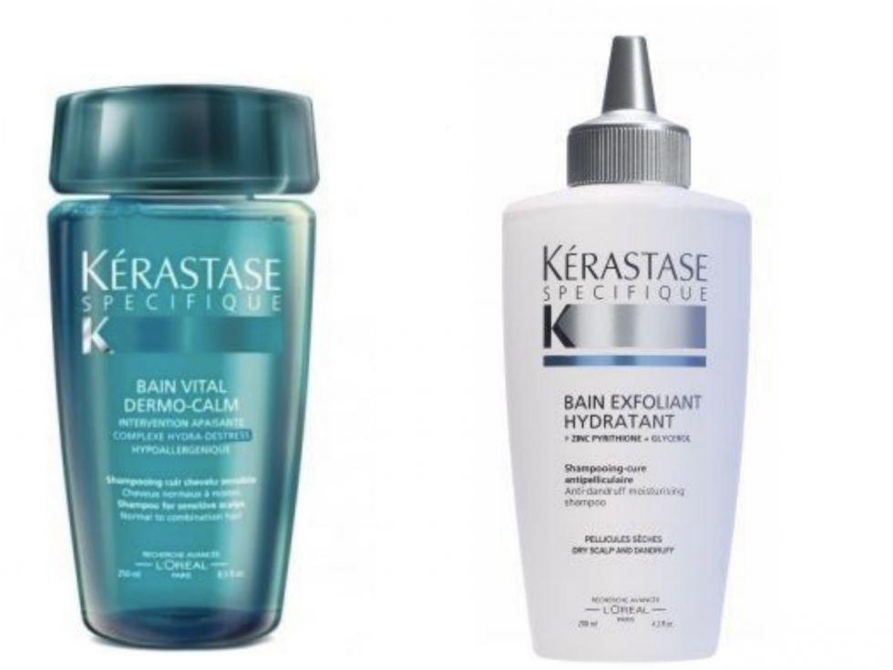 kerastase schampo mot torr hårbotten