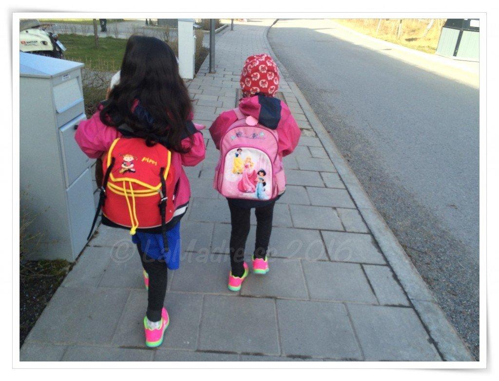 familjeliv klader barn kids familj rygga prinsessor pippi langstrump