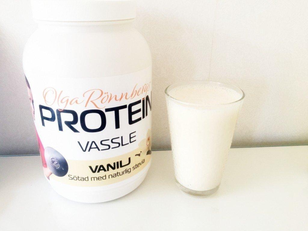 olga rönnberg proteinpulver