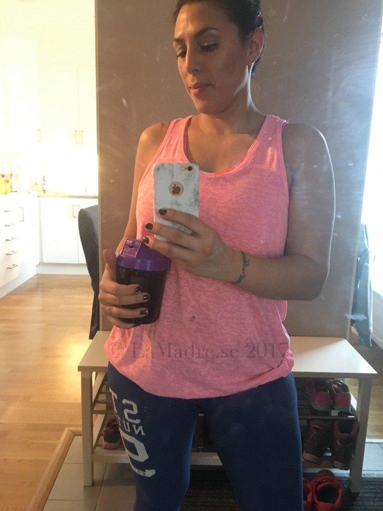 selfie_blogg_alltforforaldrar_trana_styrketraning_fitnessmamma