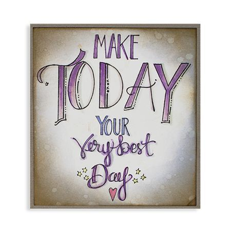 make this day the best