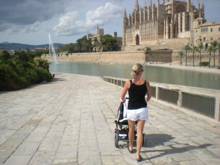 Palma De Mallorca Med Barn Liniz Resor Barn Livsstil
