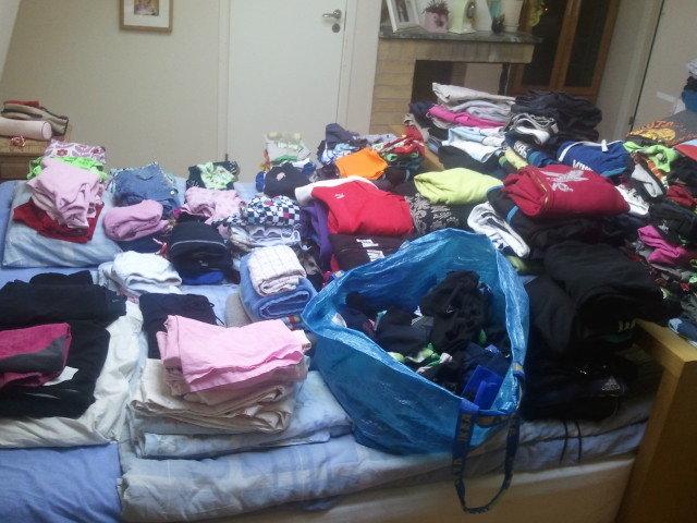 tvätten