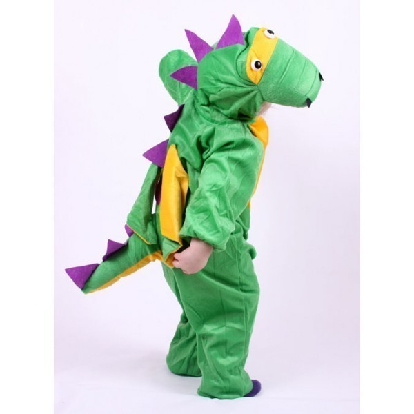 maskeraddrakt-dinosaurie