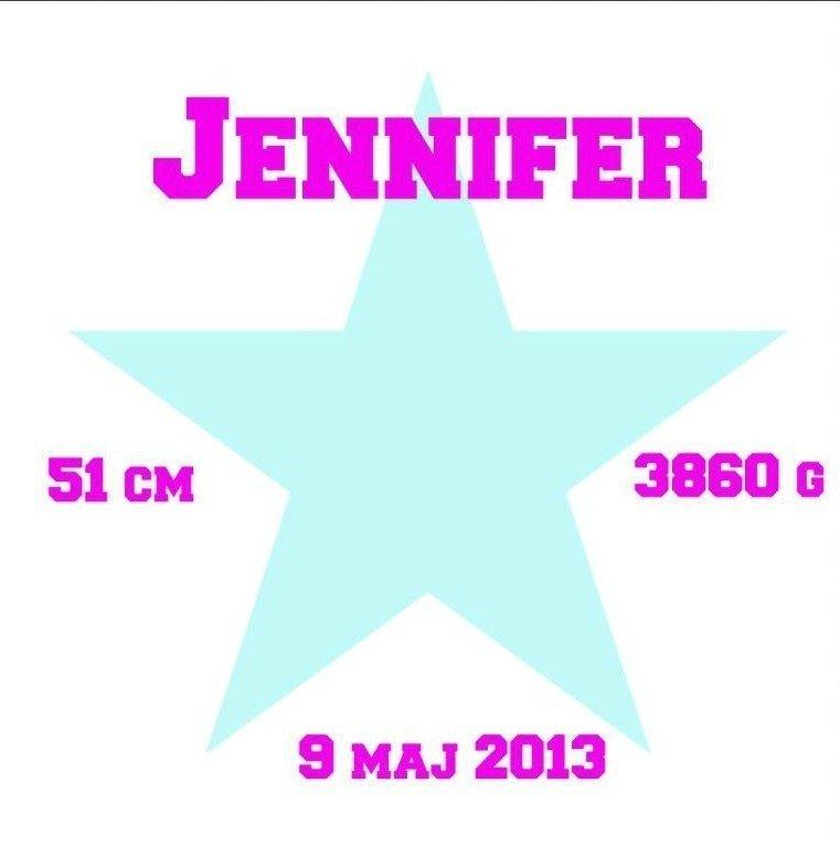 Jennifers tavla