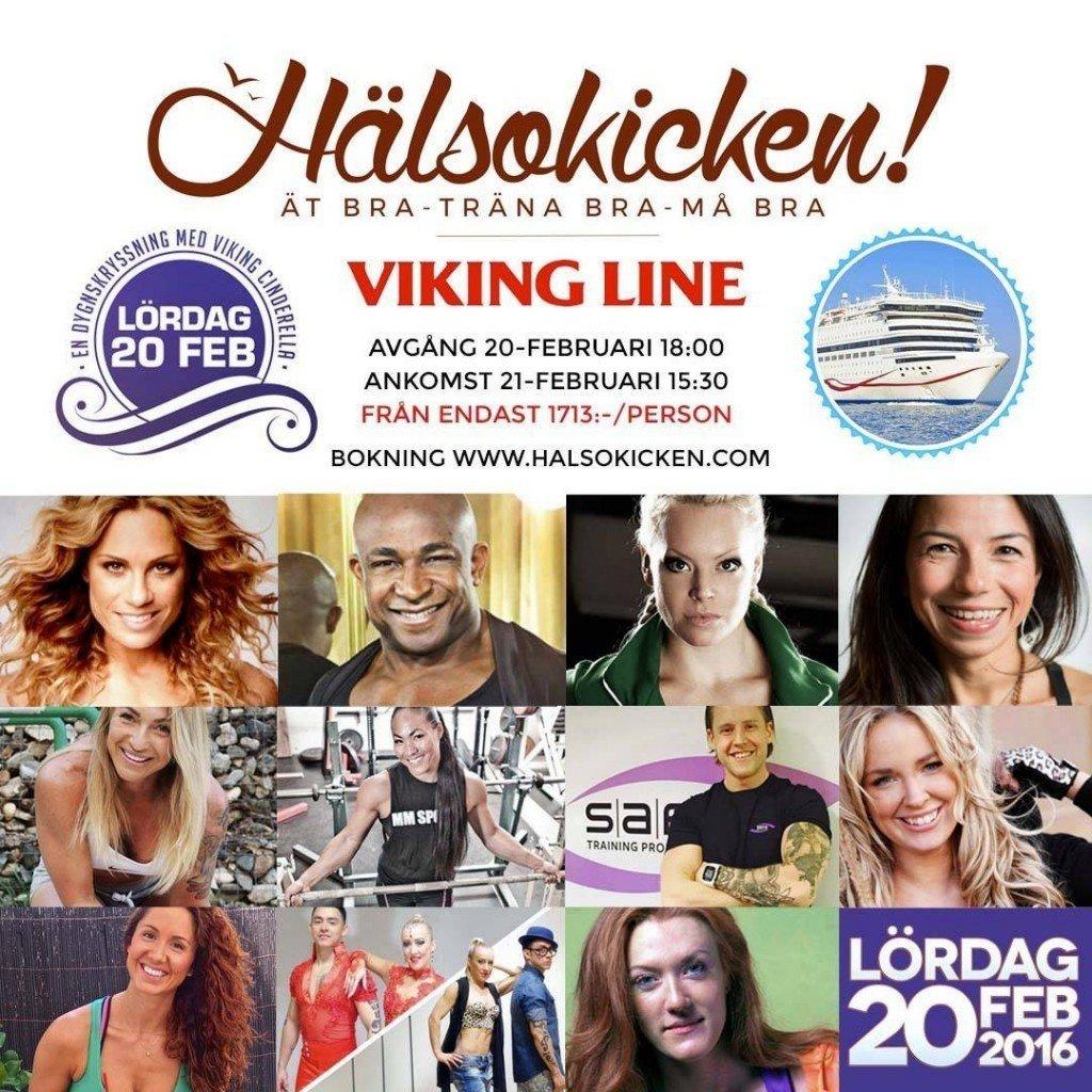 träningsresa, vikingline, hälsokicken, my martens, gladiatorerna, må bra, trendspanare, style by martens,